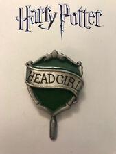 Hogwarts Headgirl Pin, Slytherin House, Universal, Wizarding World, Harry Potter