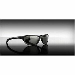 Wychwood Wrap Polarised Fishing Sunglasses BLK