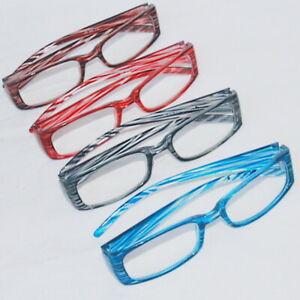 4x Lesebrillen Lesebrille Brillen Brille Lesehilfe Augenoptik Sehstärke Sehhilfe