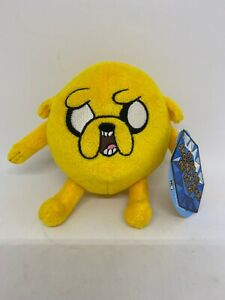 Adventure Time Jake The Dog Slammer Talking Ball Plush Toy RARE HARD TO FIND