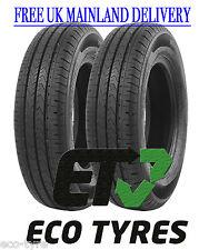 2X Tyres 185 R15C 103/102Q 8PR House Brand VAN F C 72dB