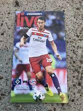 Programm Stadionheft Hamburger SV - FC Bayern München 21.10.17 FCB HSV