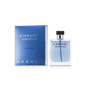 AZZARO CHROME (M) EDT 100ML