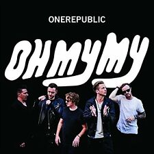 ONE REPUBLIC - OH MY MY - NEW CD ALBUM