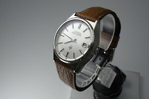 Vintage 1976 JAPAN SEIKO GRAND QUARTZ 4842-8041 7Jewels Quartz.