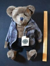 WESLEY BEARIMORE Boyds Bears The Archive Collection Teddy Bear 17 Inches   B3