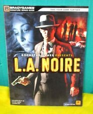 L. A. NOIRE Game guide - Brady Games Signature Series 2011