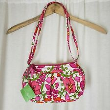 VERA BRADLEY Lilli Bell Frannie sm BAG RETIRED Handbag Purse Pocketbook Clutch