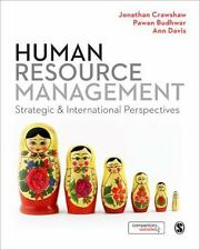 Human Resource Management: Strategic and International Perspectives-ExLibrary