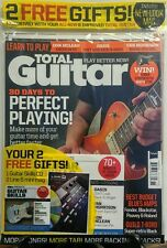 Total Guitar Nov 2016 30 Days To Perfect Playing Learn to Play FREE SHIPPING sb
