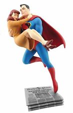 FLEISCHER SUPERMAN RESCUE LOIS LANE STATUE