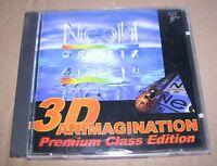 Atari 520 1040 ST STE Mega Falcon 030 Computer CD ROM Neon Grafix 3D Animation