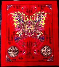 "Talisman ""Pha Yant SALIKA "" King of Butterfly Kruba Krissana Thai Buddha Amulet"