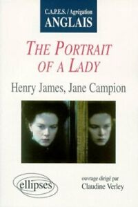 James, Portrait of a Lady (CAPES/AGREGATION) by Verley, Claudine Book The Cheap