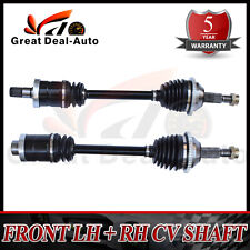PAIR FRONT CV JOINT DRIVE SHAFT FIT FOR FORD TERRITORY SX SY 4/2004 ONWARDS