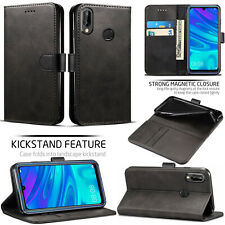 For Huawei P20 Pro P30 Lite P Smart 2019 Mate Y6 2019 Leather Flip Case Cover