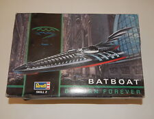 Revell Batboat Batman Forever Sealed Styrene 1/25 Model Kit Skill 2 6722 R19142