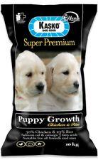 Kasko Puppy Dog Foog 10KG Chicken & Rice New bag for Puppies up to 12 months old