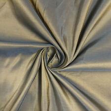 "New listing Iridescent Shiny Silk Taffeta Fabric 100% Silk 58/60"" Wide By the Yard"