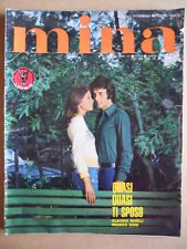 MINA n°144 1974 FOTOROMANZO edizioni Lancio  [G574]