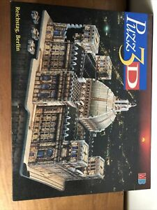 3D Puzzle MB Reichstag Berlin 621 Teile