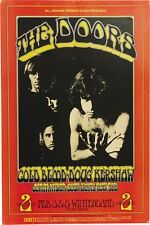 Bill Graham 1970 #BG219 THE DOORS WINTERLAND HANDBILL