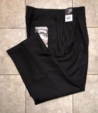 AXCESS * Mens Black Casual Pants * Size 38 x 30 * NEW WITH TAGS