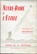Notre Dame de l'Etoile.Textes recueillis par Pierre Godefroy.Montebourg (Manche)