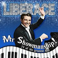Liberace - Hits - Mr Showmanship! - CD - BRAND NEW SEALED GREATEST HITS BEST OF