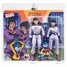 Super Friends Retro Style Action Figures: Wonder Twins & Gleek Three Pack