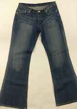 Rock and republic Flare cut womens denim jeans size 32 (real 35x33)