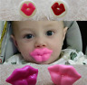 Funny Orthodontic Soother Baby Silicone Nipple Dummy Lip Pacifier Teether