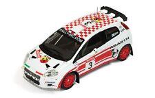 1/43 FIAT GRANDE PUNTO ABARTH S2000 Rally Russia 2007 ALEN IRC 2007 A.