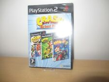 Crash Bandicoot Action (Pack) - Jeu PS2
