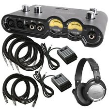 Line 6 POD Studio UX2 USB Audio Interface STUDIO PAK