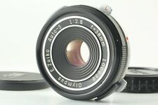 [MINT] Olympus E.Zuiko Auto-S 38mm f/2.8 Pancake Lens From Japan 0902G