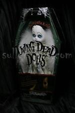 Living Dead Dolls Rain Series 11 LDD Angel Mezco Complete sullenToys