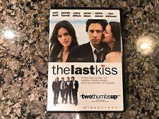 The Last Kiss Dvd! 2006 Drama! Elizabethtown Letters To Juliet Elegy Manhattan