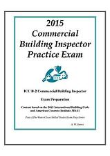 2015 ICC Commercial Inspector Practice Exam Bundle on USB Flash Drive