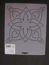 Casablanca Hw163 Quilt Airbrush Scrapbook Crafts Art Paint Stencil