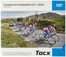 Tacx ergo video de entrenamiento con Rabobank 2010