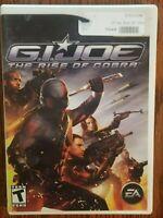 G.I. Joe The Rise of Cobra Nintendo Wii Video Game from EA
