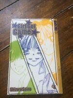 Girl Got Game by Chizuru Seino Tokyopop English Manga Teen book # 4