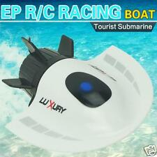 2.4G Mini RC Toys Submarine Toy 4CH High Powered Speed Remote Control Boats Plas