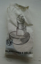 Wooden Balancing Game in Cloth Bag
