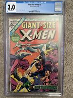 GIANT-SIZE X-MEN #2 CGC 1975 Jansen Cover