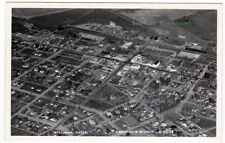 AERIAL VIEW Williams CALIFORNIA - c1950 Photo POSTCARD Colusa County