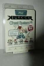 XPLODER CHEAT SYSTEM V6 PER SONY PS2 ACCESSORIO NUOVO SIGILLATO ITA VBC 25195
