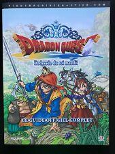Dragon Quest VIII, l'Odyssée du Roi Maudit, Guide Officiel, 2006