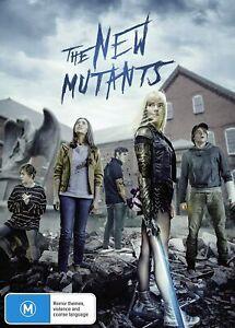 The New Mutants DVD, NEW SEALED AUSTRALIAN RELEASE REGION 4 lot 394